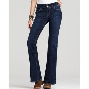 PAIGE Jeans Hidden Hills Bootcut Dark Wash 27 Pant